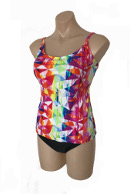 Ocean Curl - Tankini - Dee Top Soft Cup - Mix & Match with any Pant. Click for description