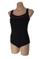 One Summer - One Piece with Mastectomy pocket. Chlorine Resistant - Click for description.